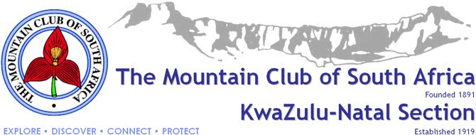 Mountain Club of South Africa KwaZulu-Natal Section