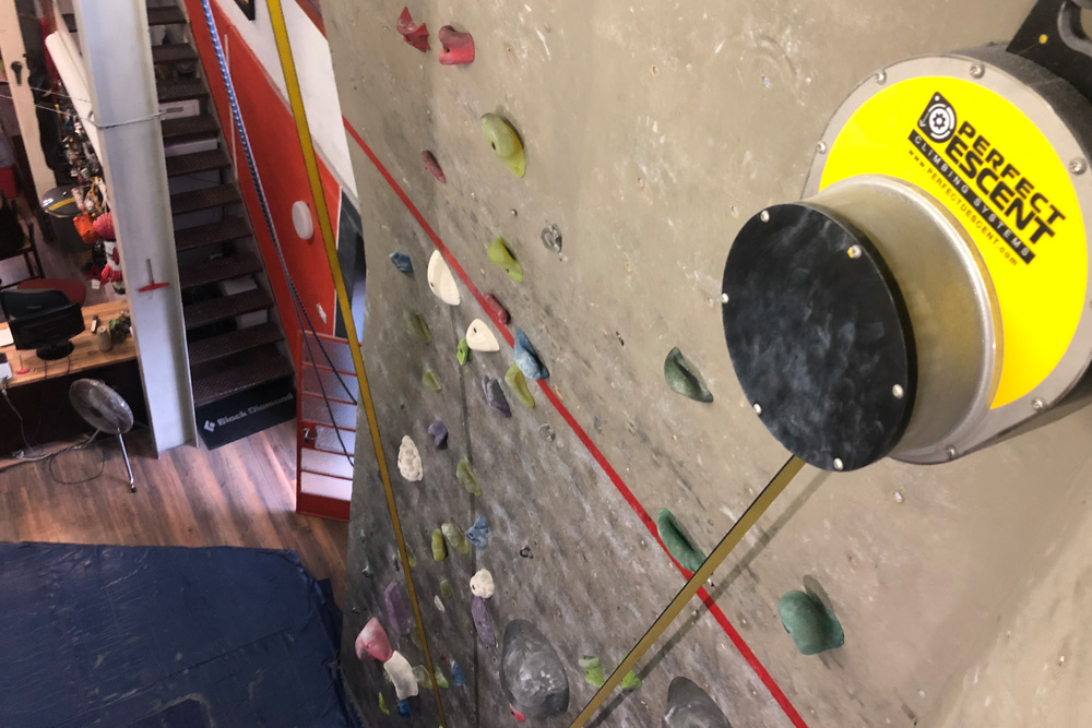 Southern Rock Auto-belay